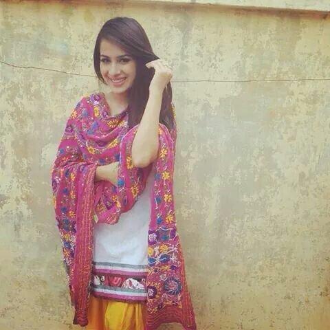 Punjabi Suits : Photo