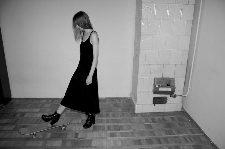 Eva / Hungarianness / MOME erasmus / photo: Laura Koski