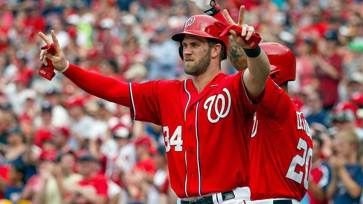 Bryce Harper's four-game suspension reduced by one game  - May 31, 2017