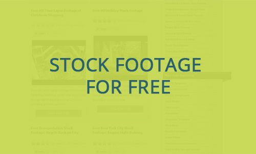 Huge list of sources where you can find royalty free stock videos. Use them on any commercial project you want.