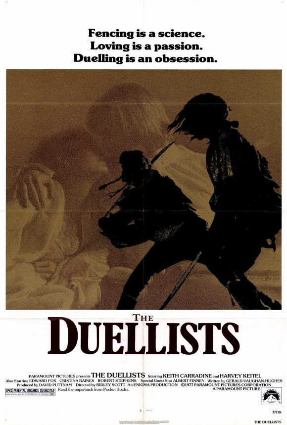 The Duellists 27x40 Movie Poster (1977)