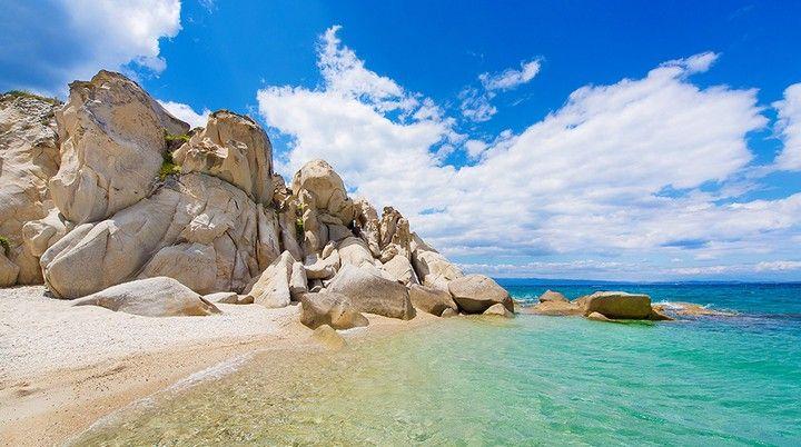 Hanioti Beach (Kassandra) ... Halkidiki !!