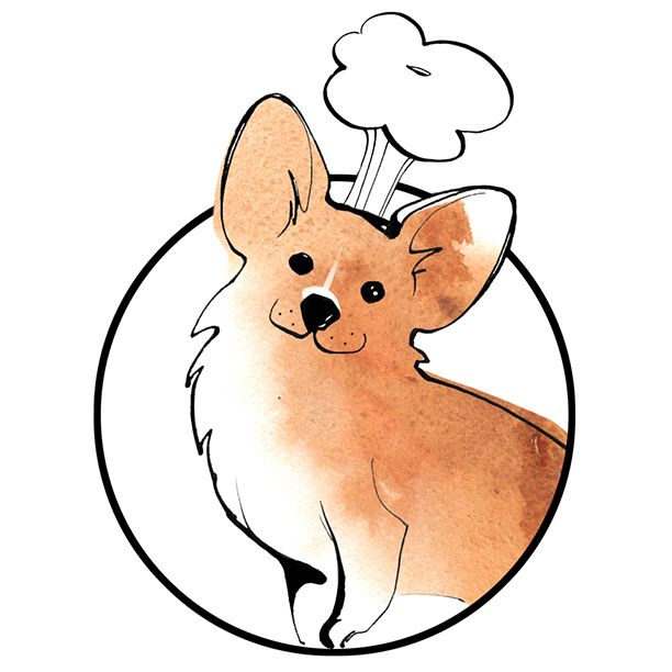 corgie logo https://www.instagram.com/nataliamogilat/