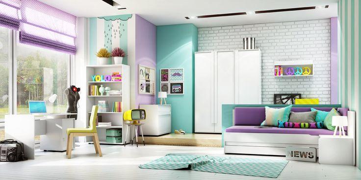 Designerskie meble dziecięce Click Timoore w nowej, białej odsłonie :)