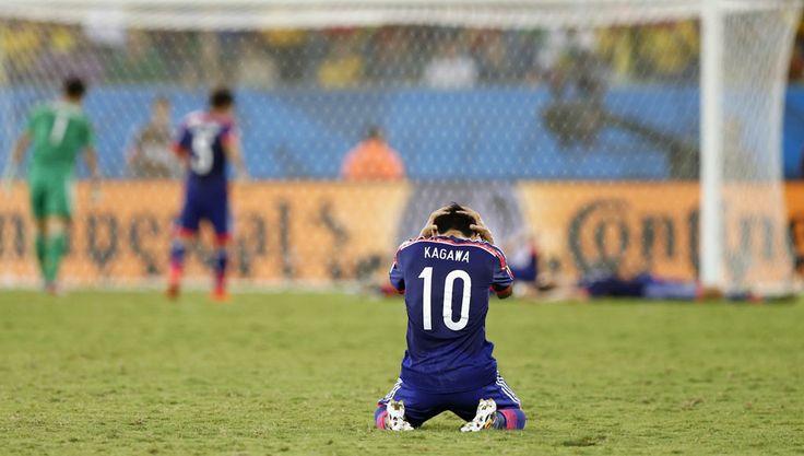 Shinji Kagawa, FIFA World Cup Brazil, 2014.6.24
