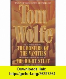Tom Wolfe Two Complete  (9780517119983) Tom Wolfe , ISBN-10: 0517119986  , ISBN-13: 978-0517119983 ,  , tutorials , pdf , ebook , torrent , downloads , rapidshare , filesonic , hotfile , megaupload , fileserve