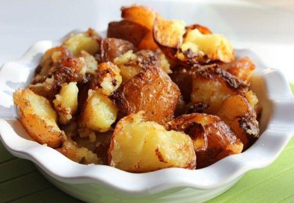 Cei mai buni cartofi copți cu ulei de măsline | Click! Pofta Buna!