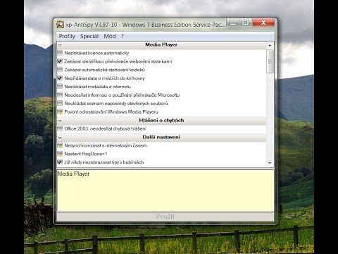 xp-antispy ve windows 10