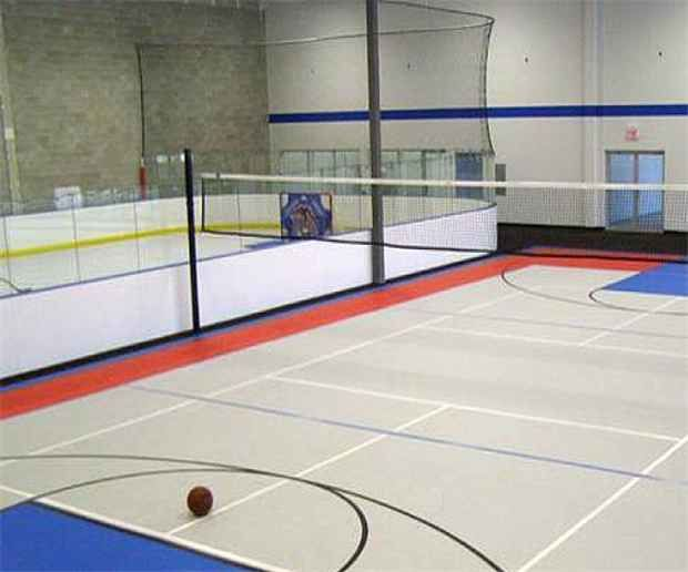 customized suspended flooring for basketball court in Pakistan  Image of customized suspended flooring for basketball court in PakistanSports customized suspended flooring for basketball court in Pakistan bring together performance, comfort and safety for the users reducing their injuries and increasing their sensations. It is no weather limited, all-weather use. Indoor and outdoor is available.  More…