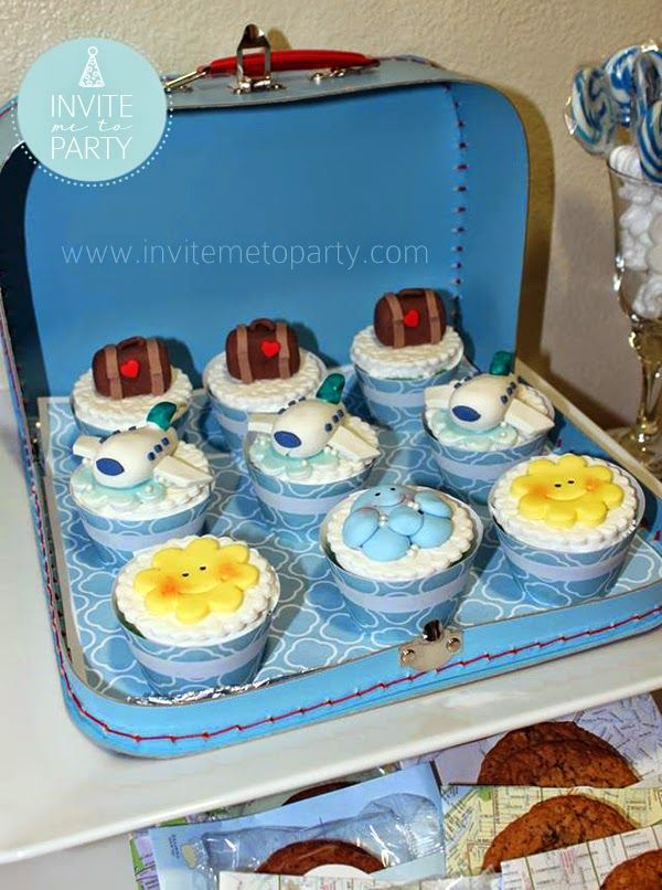 Invite Me To Party: Little Pilot Party / Little Aviator Party / Airplane Party