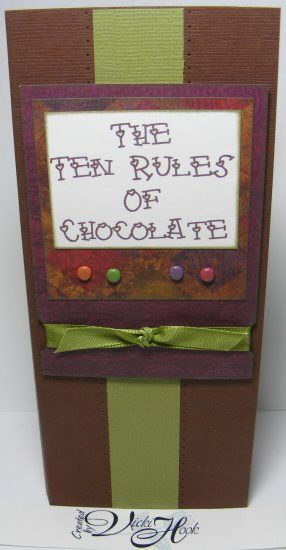 Angel Stamper 2: Ten Rules of Chocolate (Chocolate Blitz 2):