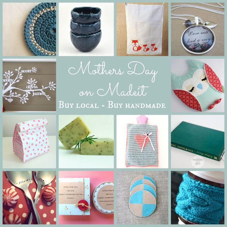 Madeit gift ideas for Mothers Day » On A Whim Designs