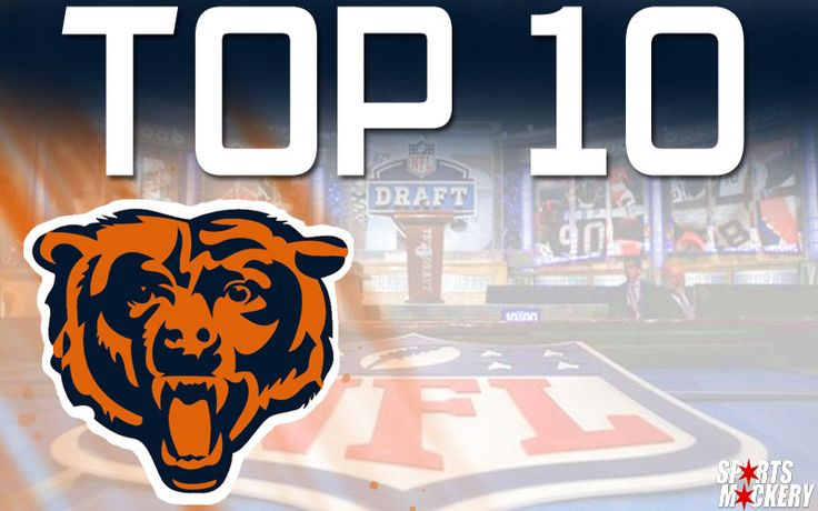 Since 2000, the Chicago Bears have held a top 10 pick in the NFL draft four times. The 2015 year may see the fifth. What does history suggest will happen?