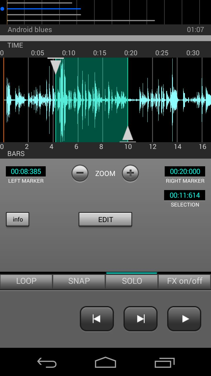 Amazon.com: J4T Multitrack Recorder: Appstore for Android