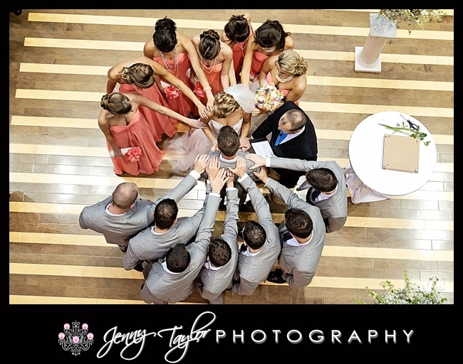 Jenny Taylor Wedding Photography | Esplanade Lakes Downers Grove Wedding | Prayer for the Bride and Groom