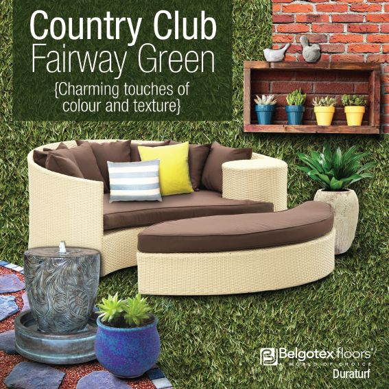 Country Club - Fairway Green