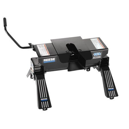 Reese 30047 16k Select Series Fifth Wheel Hitch Fifth Wheel Trailers Fifth Wheel 5th Wheel Trailers