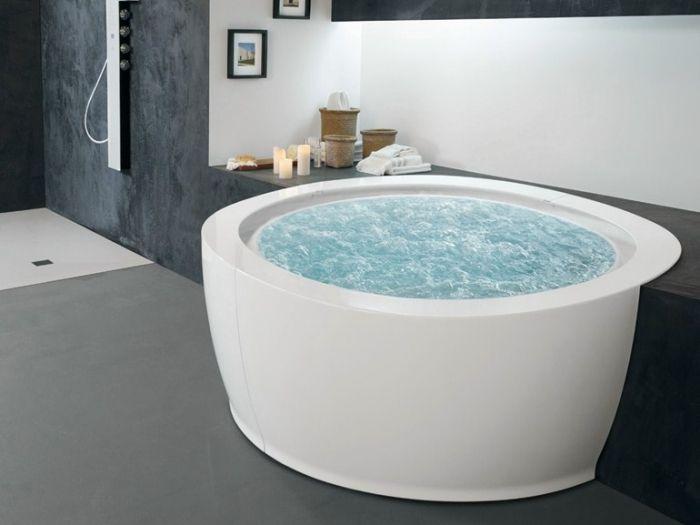 Die besten 25+ Whirlpool badewanne Ideen auf Pinterest Whirlpool - whirlpool badewanne designs jacuzzi