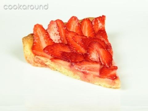 Crostata di fragole: Ricette Dolci | Cookaround