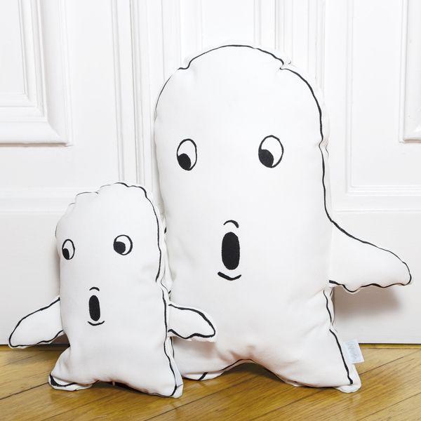 """Kissen Geister """"Barney & Boo"""" Kinderzimmer von Little"""