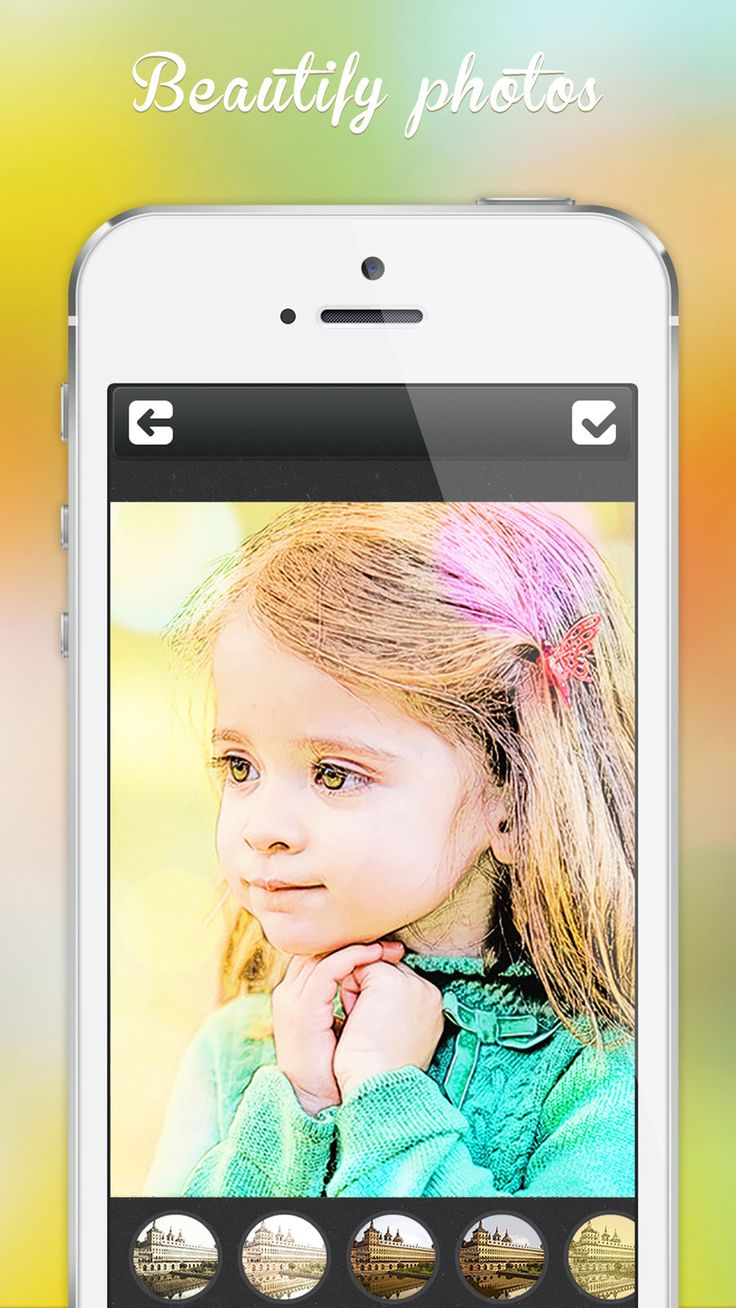 Photo editor picture filters blur effects cam zhucam