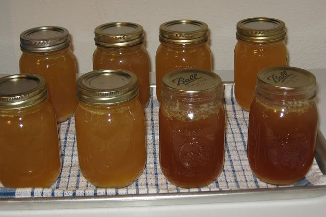 The Iowa Housewife: Turkey Stock Recipe