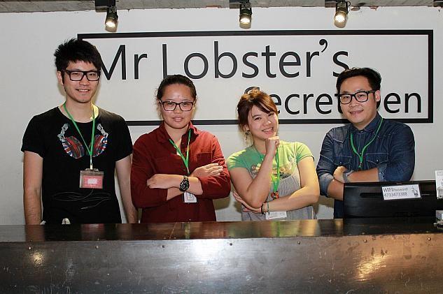 Mr.ロブスターズ シークレット デン デザインホステル | 台湾ホテル予約-台北ナビ