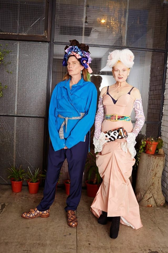 Kartinki Po Zaprosu Leslie Winer Vivienne Westwood Fashion Ethical Fashion Initiative