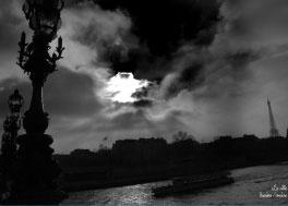 Paris, Pont Alexandre III | gennaio 2012.