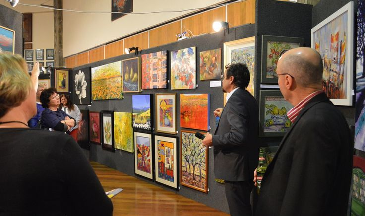 The 29th Annual Downlands Art Exhibition opens this Friday, August 7th, and runs until Sunday, August 9th. Tickets are strictly limited for Friday's Gala Opening with Archibald Prize finalist Paul Newton and the Curator's Vision talk on Saturday afternoon. Head to Downlands College (official)'s website for more information and to purchase tickets: http://www.downlandsart.com/