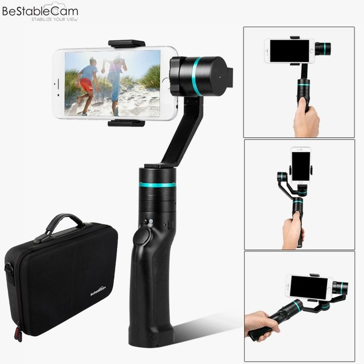 239.25$  Buy here - http://ai01e.worlditems.win/all/product.php?id=32796967921 - BeStableCam Horizon HF3 Brushless Smartphone Handheld Gimbal Stabilizer 360 Degree Horizontal Shoot w/ Portable Bag vs Smooth C