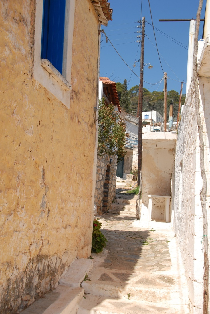 Town's street