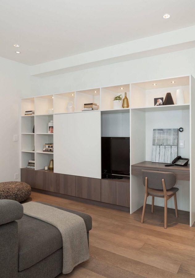 Aufbewahrungssysteme Fur Das Wohnzimmer 100 Variationen Zum Thema