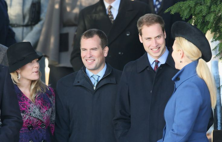 Prince William - Royals Attend Christmas Day Service At Sandringham