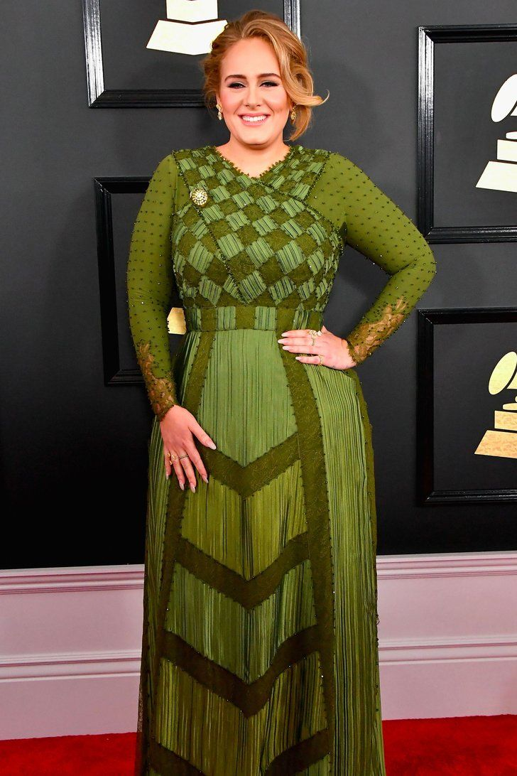 Hello, Adele Has Officially Arrived at the Grammys