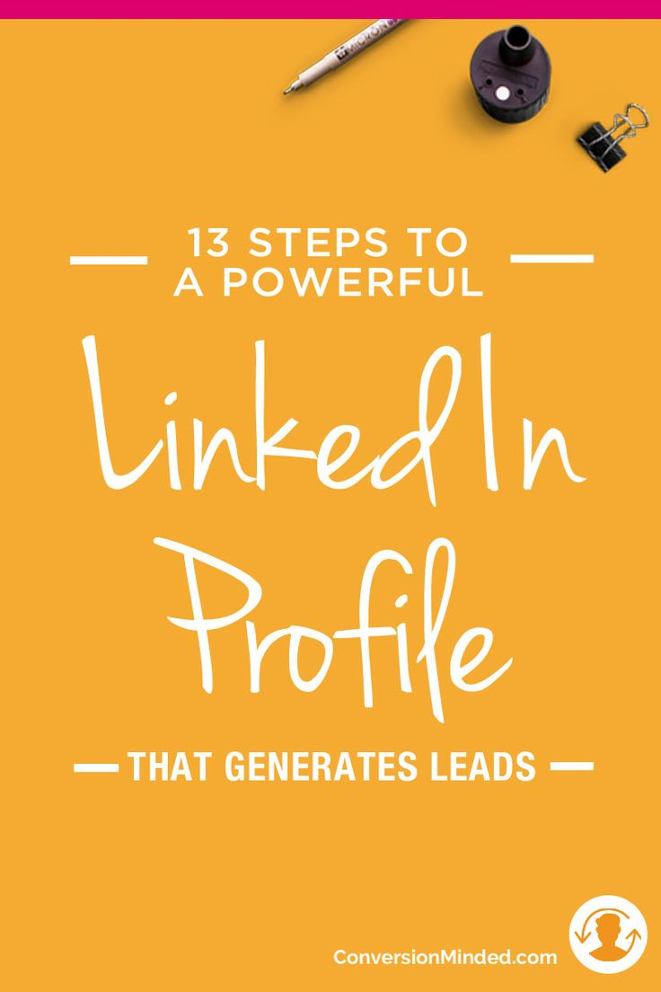 If your business relies on LinkedIn, this guide is for you! It includes 13 tips…
