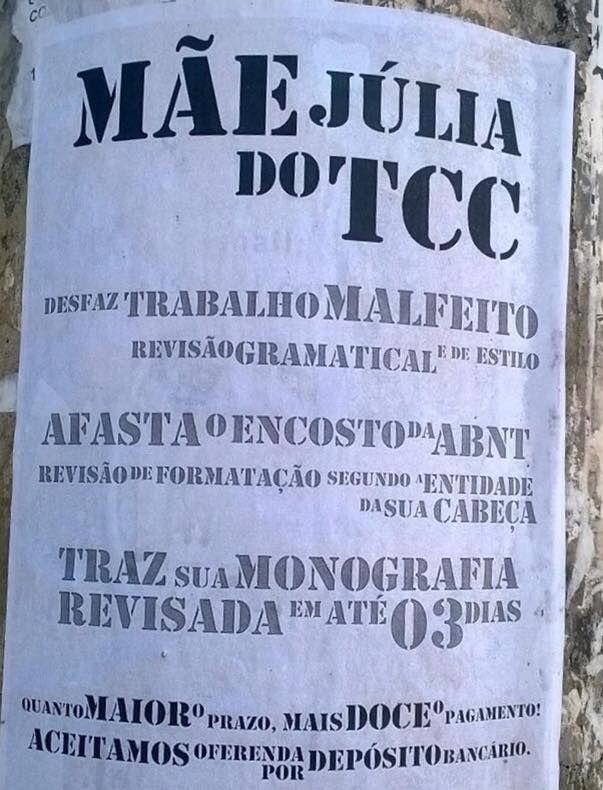 Mãe Júlia do TCC