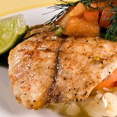 Red snapper is easy to prepare, tasty and from Florida, just like our oranges. To make a mouthwateringly healthy meal, try baking it in Florida's Natural® Orange Juice.