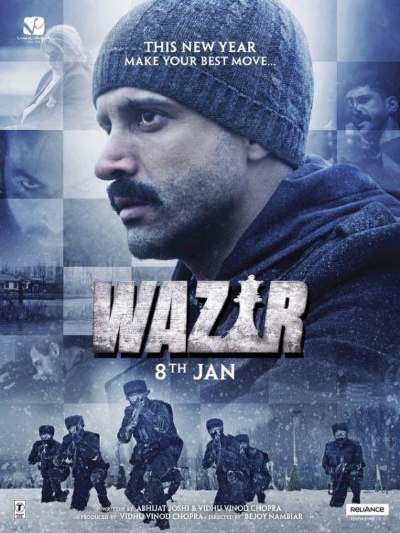 Wazir Movie Review #Amitabh #farhan