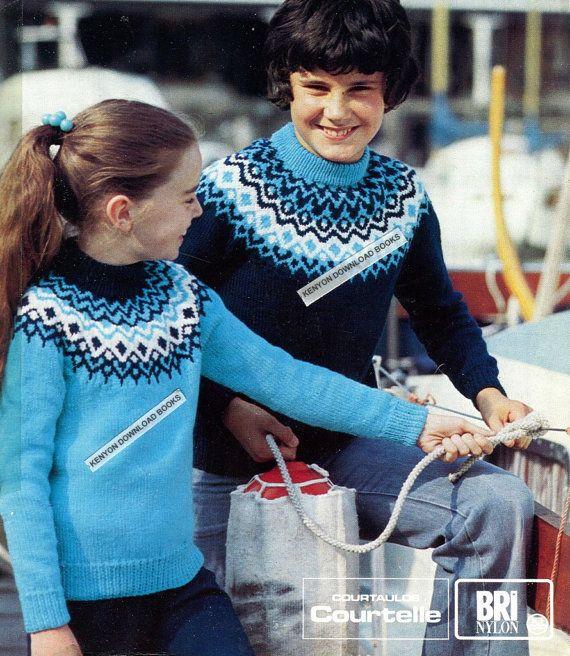 239 best kids jumpers knitting patterns images on Pinterest ...