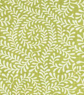 home decor fabric... thinking spring!