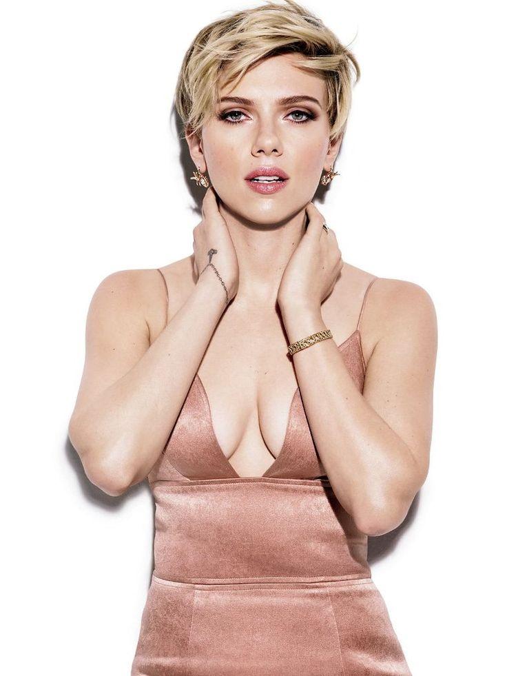 Scarlett Johansson –... Scarlett Johansson