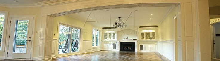 62 best images about alexmoulding wall panel wainscoting for Decorative archway mouldings
