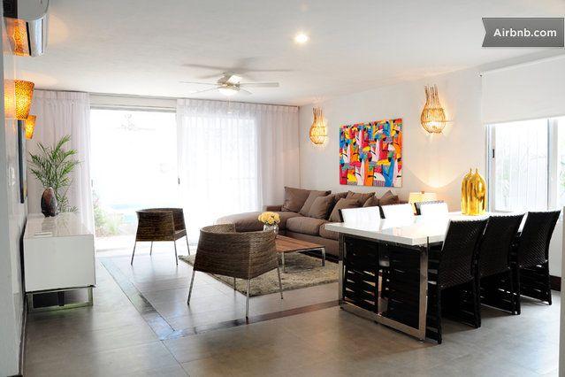 A True Caribbean Home - Brand New! in Playa del Carmen love it