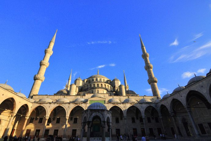 World famous Blue Mosque is also known as Sultanahmet Mosque. Article provides info about the visiting hours, location, dress code, history, architecture of The Blue Mosque.