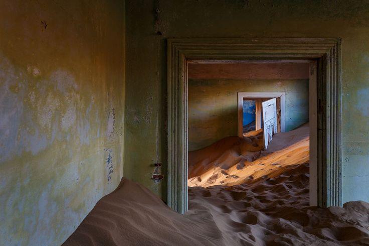 Kolmanskop beauty by Michael Dessagne on 500px