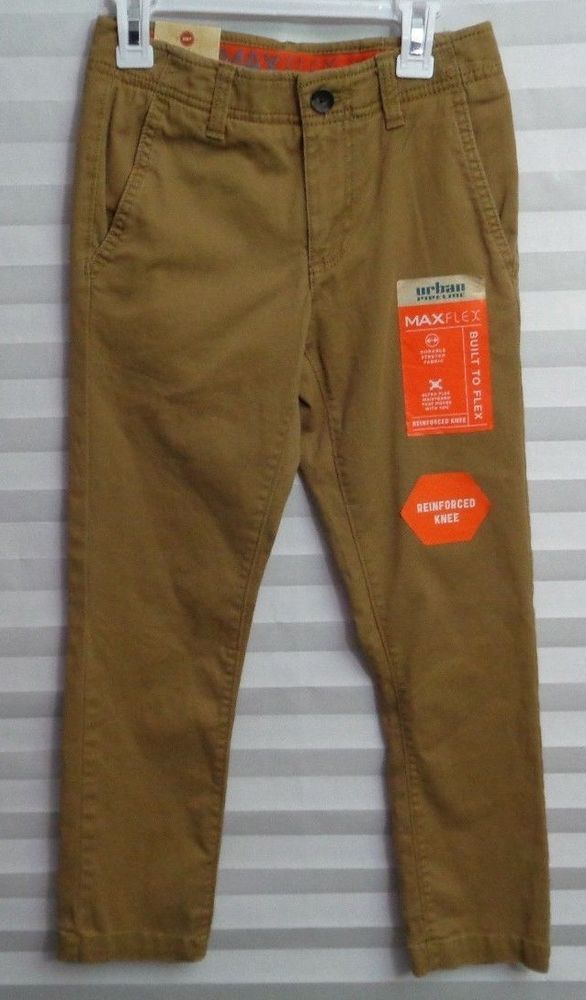 76e06e6ecea Urban Pipeline MaxFlex Slim Fit Chino Pants NWT Boy s Size 8 Retail  40 Now   16  UrbanPipeline  KhakisChinos