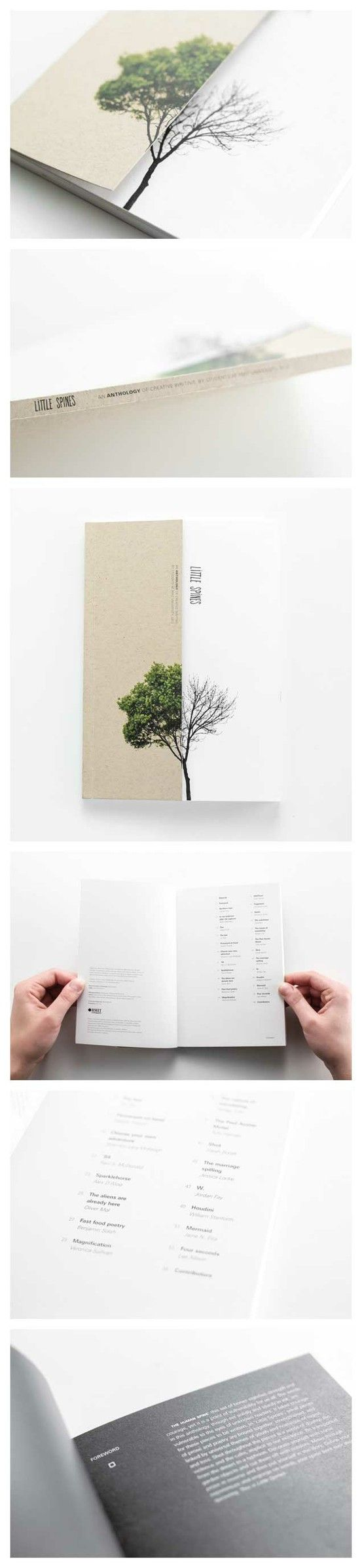 Little Spines by Vibeke Illevold I've followed Vibeke for years and her work is amazing!