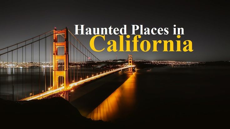From Los Angeles to San Diego, San Jose to San Francisco, the Golden State is covered with creepy castles, bridges, mansions, and much, much more! The Speakeasy presents our list of the most haunted places in California! Enjoy!