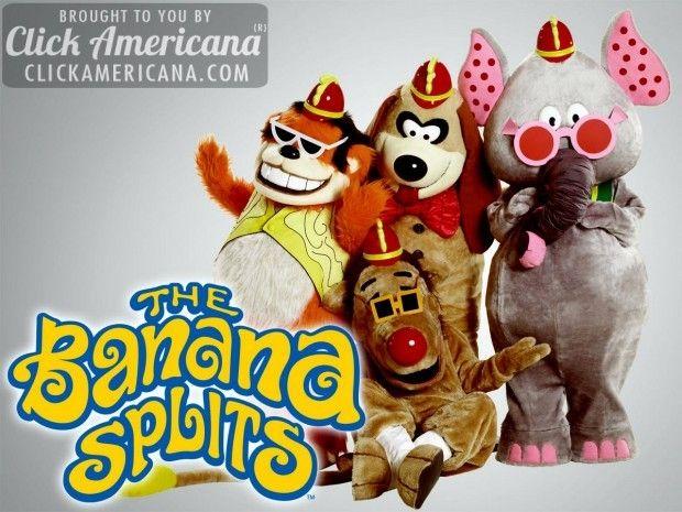 The Banana Splits theme song & lyrics (1968-1970)  Read more at http://clickamericana.com/eras/1960s/the-banana-splits-theme-song-lyrics-1968-1970   Click Americana
